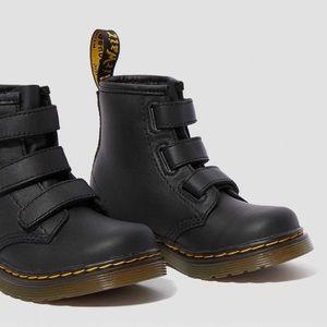 Dr. Martens 1460 Black Leather Boots